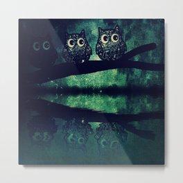 owl-93 Metal Print