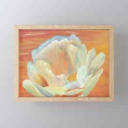 Flower Love Framed Mini Art Print
