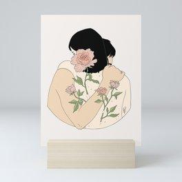 Help Me Grow Mini Art Print