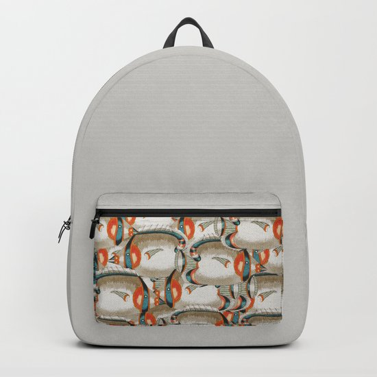 Crowd Fish 4 Backpack
