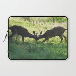 Brother Deer Laptop Sleeve