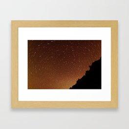 Paralell universe Framed Art Print
