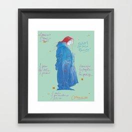 Pardo' Framed Art Print