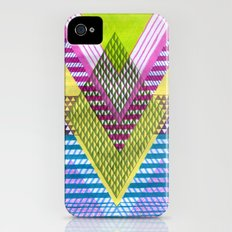 Isometric Harlequin #7 Slim Case iPhone (4, 4s)