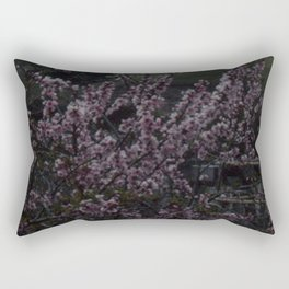 Plum blossoms Rectangular Pillow