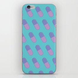 Take A Pill Zack iPhone Skin