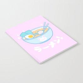 Cute Ramen Notebook