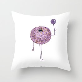 Poofy Francis Throw Pillow
