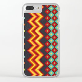 Mexico Clear iPhone Case