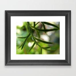 fractal-esque Framed Art Print