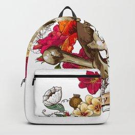 Skull of life Backpack