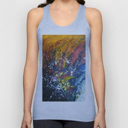 Breaking free Unisex Tank Top