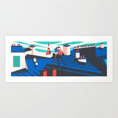 France: Paris Art Print