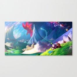 moogle Canvas Print