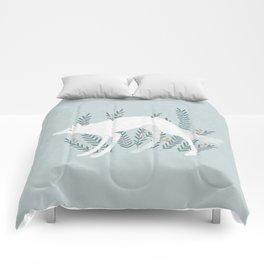 White Wolf Comforters
