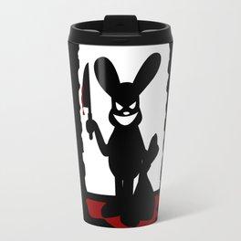 Bloody Bunny Travel Mug