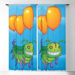 Impatient Caterpillar Blackout Curtain