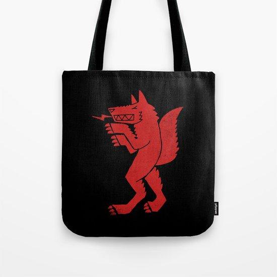WEREWOLF, MAN WOLF Tote Bag
