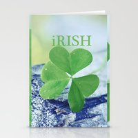 irish Stationery Cards featuring iRISH by Love2Snap