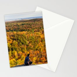 Looking at Autumn Stationery Cards