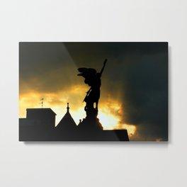 War Memorial Metal Print