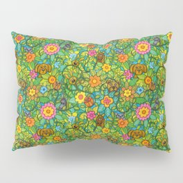 Pattern pony & friends Pillow Sham