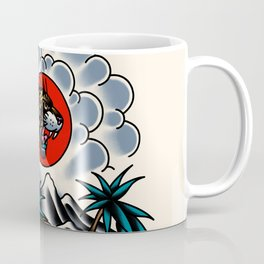 Traditional tiger Coffee Mug