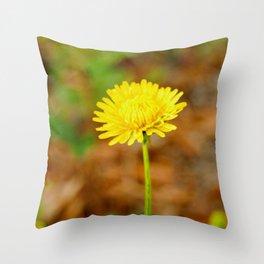 Standing Strong Throw Pillow