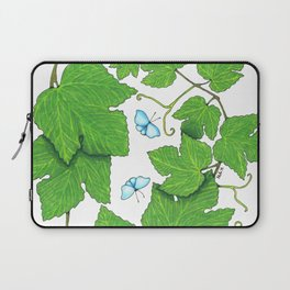 Grape Leaves Laptop Sleeve