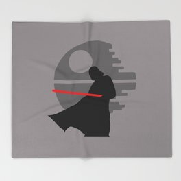 Darth Vader Throw Blanket