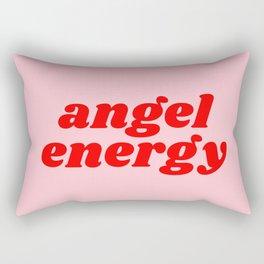 angel energy Rectangular Pillow
