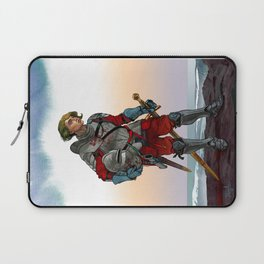 Knight of the Blackrocks Laptop Sleeve