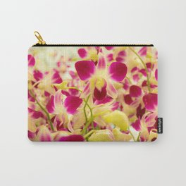 Orchids In Thai Carry-All Pouch