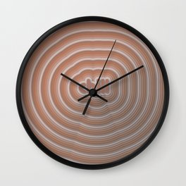 Chill And Wall Clock