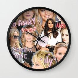 Ew Jennifer Lawerence Wall Clock