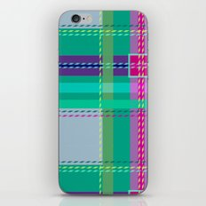 Ugh Plaid iPhone & iPod Skin