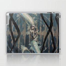 Mermaid's Heartbeats Laptop & iPad Skin