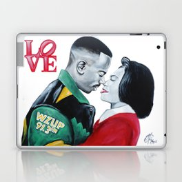 Black Love - Martin & Gina Laptop & iPad Skin