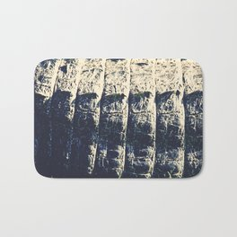 The Alligator Crawl Bath Mat