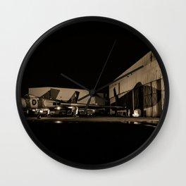 war bird Wall Clock
