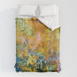 Abstract Seagulls Comforters
