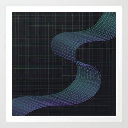 system.S Art Print