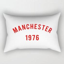 Manchester 1976 Rectangular Pillow