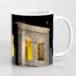 Church & moon Coffee Mug