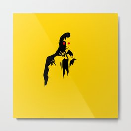 Mysterious lord Metal Print