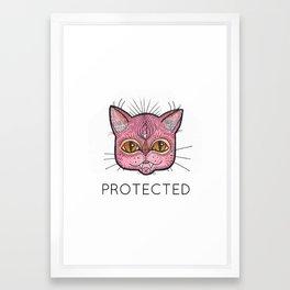 protected Framed Art Print