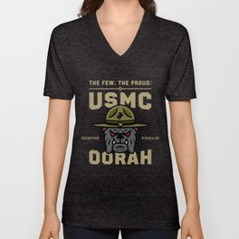 Marine Corps® Commemoration Unisex V-Neck