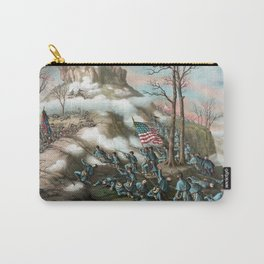 Battle of Lookout Mountain -- Civil War Carry-All Pouch
