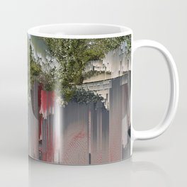 Interference #3 Coffee Mug
