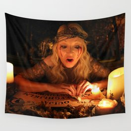 "VAMPLIFIED ""The Ouija Board"" Wall Tapestry"